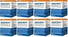 UniStrip 400 Test Strips for Use with Onetouch® Ultra® Meters Exp: 11/15/2018