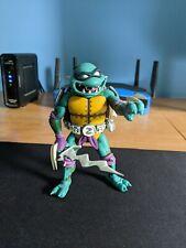 Neca TMNT Teenage Mutant Ninja Turtles Turtles In Time Arcade Slash - Loose