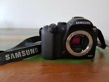 Samsung NX10 14.6MP Digital Camera - Black (Kit w/ 20-50mm i-Function Lens)