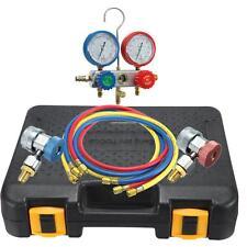 2Vie R404a R22 R410a R134a manometro per aria condizionata con valvola Auto