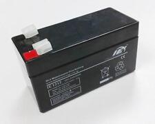 12V 1.2AH Battery Rechargeable 12 Volt - 1.2 AH [Lead Acid]