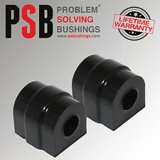 2 x BMW E39 5-Series Front M Sport Anti Roll Poly PSB Bush 25mm ID 31352229421