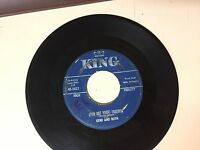 NORTHERN SOUL 45 RPM RECORD - GENE AND RUTH - KING 5422