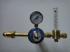 Argon Regulator for MIG & TIG Welding, Side Entry, Single Stage