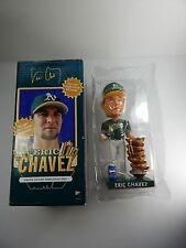 Oakland Athletics Eric Chavez Booblehead 2007 Golden Gloves Collectors Edition.