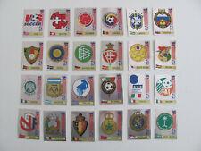 PANINI WC WM USA 94 1994 - COMPLETE SET 24 SCUDETTI BADGE WAPPEN PERFETTI MINT