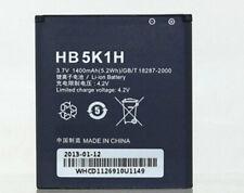1pcs New Battery For C8650 S8520 C8655 C8810 U8661 HB5K1 HB5K1H 1400mAh