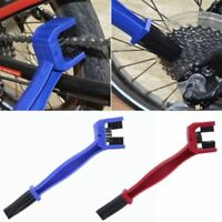 Bike Chain Cleaning Brush Cycle Motorcycle Bicycle Gear Clean Tool Scrubber &HP0