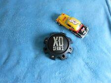 XD SERIES Wheels Black Custom 8 LUG Wheel Center Cap # 309B170-8H