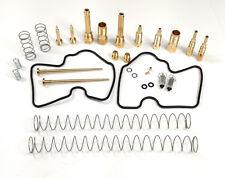 Carb Rebuild Kit For Kawasaki Prairie 650 700 Brute Force 650 Carburetor Repair