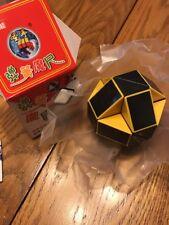 圣手 Snake Magic Black & Yellow Ruler Brain Teaser US Sellers Ships N 24h
