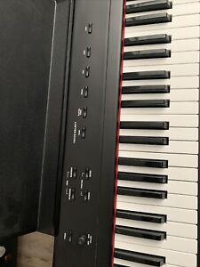 Williams Legato III 88-Key Digital Piano Keyboard - Black