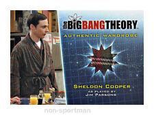 BIG BANG THEORY SEASON 5 CRYPTOZOIC WARDROBE COSTUME M1 SHELDON COOPER A