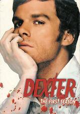 Dexter ~ The Complete First Season ~ 4-Disc DVD Set