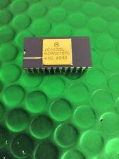 Mcm6810el, mcm6810, ceramica, Militare, Oro IC, 128 x 8 Bit RAM, Vinatge mc6800