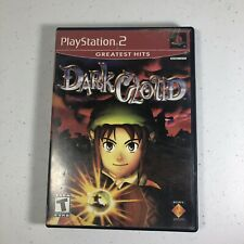 Dark Cloud PS2 complete playstation 2001