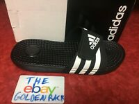 Adidas Adissage Kids Boys Girls Slides Core Black/Cloud White/Core Black F35584