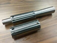 Precision Expanding Mandrel Set 2 2 34 1 Mandrel Amp 2 Sleeves Ml234 New