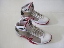 Men's NIKE 'Hyperdunk 2008' Sz 8.5 US BBall Shoes ExCon White | 3+ Extra 10% Off