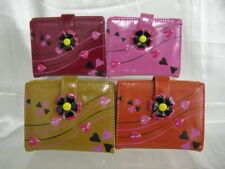 Women's Mini Floral Purses & Wallets with Organizer