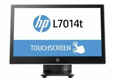 """HP L7014t Retail Touch Monitor IPS LED monitor 14"""" MPN # T6N32A8"""