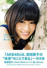 AKB48 Atsuko Maeda Acchan Graduation Photo Book Koudansha Mook