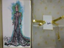 Barbie Collector Nolan Miller Sheer Illusion BOX ONL SOLO CAJA VACIA NO DOLL