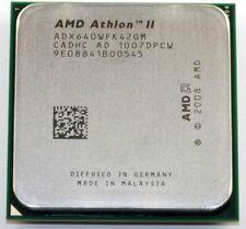AMD Athlon II X4 640 Quad Core 3.0GHz 2000MHz AM2+ AM3 95W CPU ADX640WFK42GM