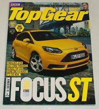 Top Gear Magazine - Focus ST July 2012