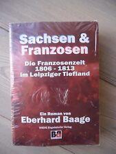 Sachsen & Franzosen Buch