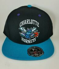 NBA  Charlotte Hornets fitted 7-3/8  mitchell & ness