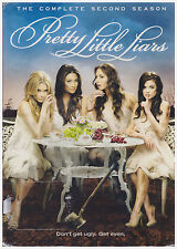 PRETTY LITTLE LIARS SEASON 2 (DVD, 2012, 6-Disc Set) NEW
