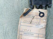 Nos Tractor Parts 20 2093t1 Potentiometer Case Parts 9130 9180 Steiger Cr 122