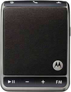 Motorola Roadster TZ 700 Wireless In-Car Speakerphone- Charger NOT INCLUDED