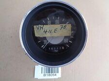 VW VOLKSWAGEN 411 412 Tacómetro Anillo De Cromo VELOCÍMETRO VDO 411957021a