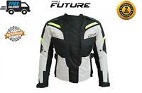 Waterproof Motorbike Motorcycle scooter waterproof jacket thermal Ce amoured