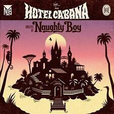 Naughty Boy - Hotel Cabana [PA] (CD, Virgin EMI, Germany Import) BN Sealed