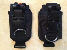 Dive Rite Weight Pocket System Qb 16 lb - Quick Buckle Weight Pocket System