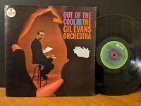 GIL EVANS - OUT OF THE COOL Impulse Ron Carter Elvin Jones Ray Crawford LP
