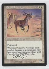 2001 Magic: The Gathering - Odyssey Booster Pack Base #24 Graceful Antelope 0a1