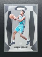 2017-18 Panini Prizm Malik Monk RC, Rookie Card, Charlotte Hornets