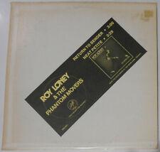 """Roy Loney (Flamin' Groovies) - Return To Sender - 1979 U.S. promo 12"""" EP vinyl"""