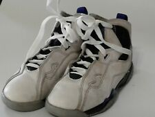 Jordan 13 C Nike White Black Hightop Basketball Athletic Youth Shoes Boys Girls