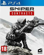 Sniper Ghost Warrior Contracts PS4 neuf sous blister