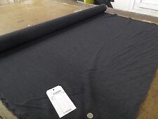 "99%wool & 1% lycra plaid fabric-gray & black FREE SAMPLES 60"" WIDE"