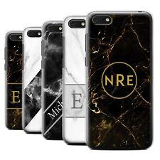 Personalised Custom Marble/Granite Phone Case for Huawei Y5 Prime/Honor 7S