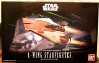Bandai 206320 Star Wars A - Wing Fighter, 1:72,  neu 2017