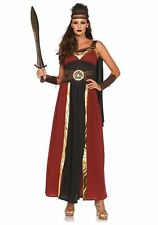 Womens Regal Warrior Halloween Costume Size Small Gladiator Roman Leg Avenue NEW