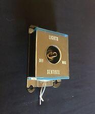 1969 1970  CADILLAC TWILIGHT SENTINEL HEADLIGHT SWITCH OEM 1496665