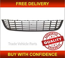 FIAT BRAVO 2007> FRONT LOWER CENTRE BUMPER GRILLE BLACK BRAND NEW HIGH QUALITY